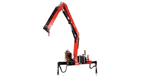 Fassi knuckle boom light duty cranes
