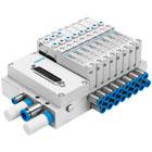 Universal valve terminals